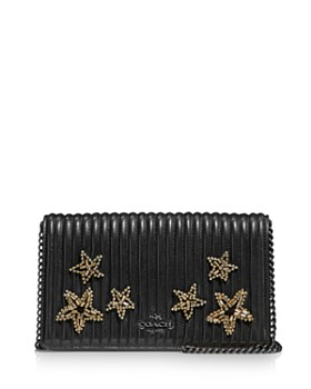 COACH - Coach 1941 Embellished Leather Crossbody