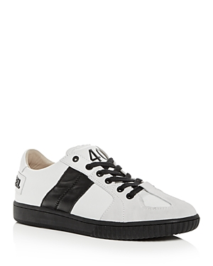 Diesel Men's Millenium Leather & Suede Lace-Up Sneakers