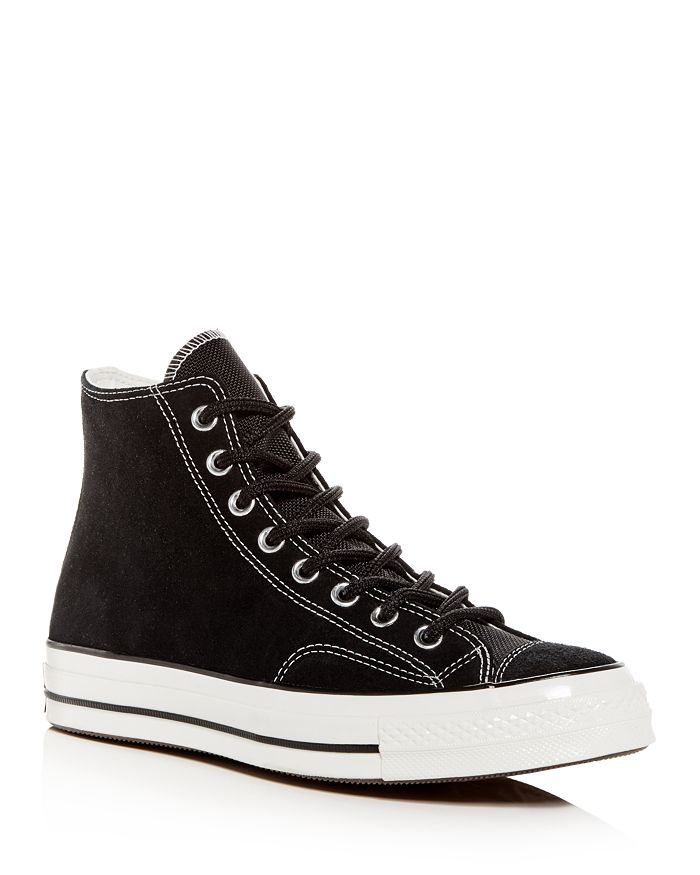 a0a37abb0ce65b Converse Men s Chuck Taylor All Star 70 Suede High-Top Sneakers ...