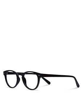Look Optic - Unisex Abbey Round Screen-Reading Glasses, 47mm