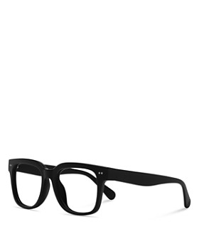 Look Optic - Unisex Laurel Rectangular Screen-Reading Glasses, 50mm
