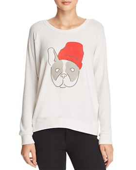 Theo & Spence - French Bulldog Sweatshirt