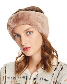 Echo - Faux Fur Headband
