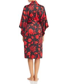 Natori - Japonisme Robe & Slip Gown