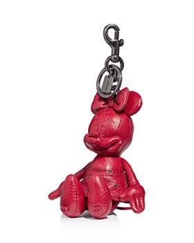 COACH - Disney x Coach Minnie Mouse Doll Bag Charm