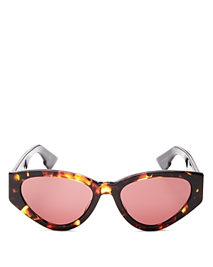Dior Women's Diorspirit2 Cat Eye Sunglasses, 52mm