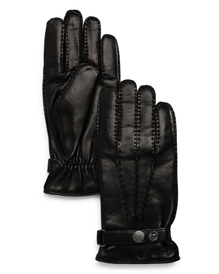 Hestra Gloves CORD BASIC LEATHER GLOVES