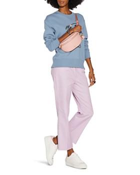 COACH - x Selena Gomez Leather Belt Bag