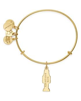 Alex and Ani - Nutcracker Expandable Charm Bracelet