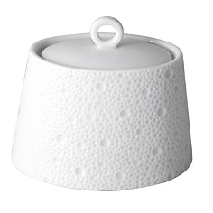 Bernardaud Ecume White Sugar Bowl - Bloomingdale's Registry_0