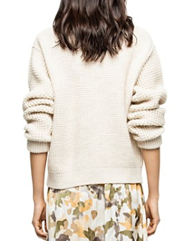 Zadig & Voltaire - Kary Waffle-Knit Sweater