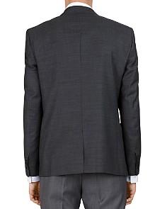 The Kooples - Bullet-Proof Wool Slim Fit Sport Coat