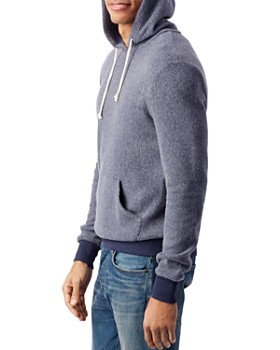 ALTERNATIVE - Eco Teddy Challenger Hooded Fleece Sweatshirt