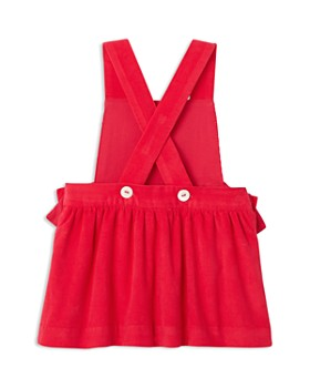 Jacadi - Girls' Corduroy Pinafore Overalls Dress - Baby