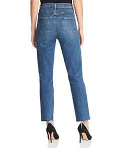 J Brand - Straight Stovepipe Jeans in Archer