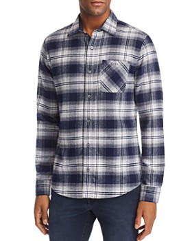 Flag & Anthem - Hanston Plaid Regular Fit Shirt