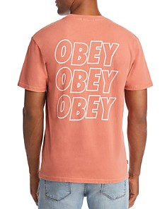OBEY - Jumble Lo-Fi Graphic Tee
