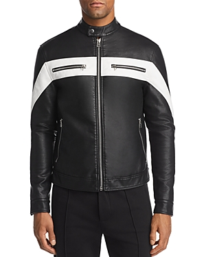 Blanknyc Faux-Leather Biker Jacket