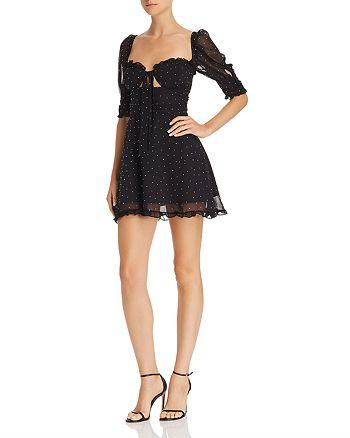 3578271a0f3 For Love   Lemons - Lucky Dice Embellished Mini Dress