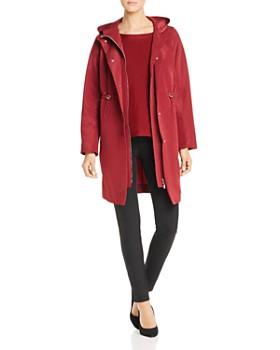 Lafayette 148 New York - Maverick Hooded Coat