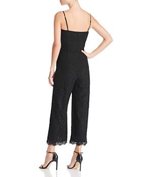 Bardot - Sienna Wide-Leg Lace Jumpsuit - 100% Exclusive