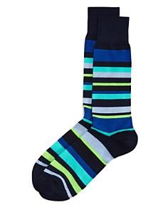 Paul Smith - Bangor Striped Socks