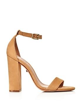 SCHUTZ - Women's Enida High Block-Heel Sandals