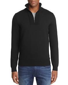 BOSS Hugo Boss - Eleo Quarter-Zip Sweater - 100% Exclusive