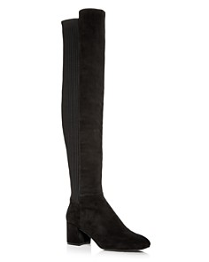 Kenneth Cole - Women's Eryc Over-the-Knee Block-Heel Boots