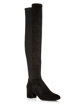 28a0cf59b659 Kenneth Cole - Women s Eryc Over-the-Knee Block-Heel Boots ...