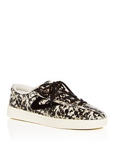Tretorn - Women's Nylite Plus Low-Top Sneakers