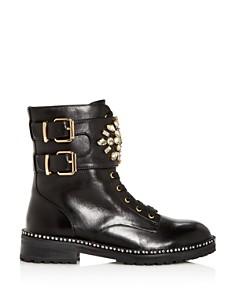 Kurt Geiger - Women's Stoop Embellished Boots