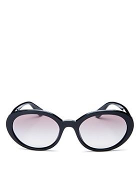 8ca8ef61ca4 Miu Miu Luxury Sunglasses  Women s Designer Sunglasses - Bloomingdale s