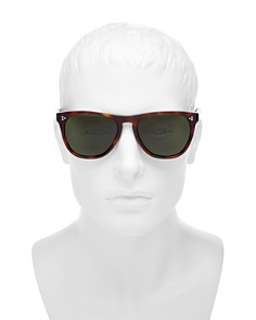 Oliver Peoples - Men's Daddy B. Polarized Square Sunglasses, 58mm
