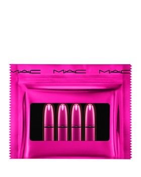 M·A·C - Shiny Pretty Things Party Favors Mini Lipstick Gift Set ($40 value)