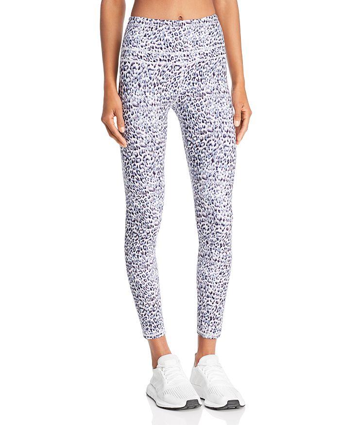 Varley - Biona Leopard Print Leggings