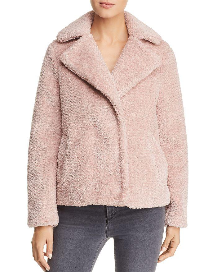 Vero Moda - Lala Faux-Fur Jacket