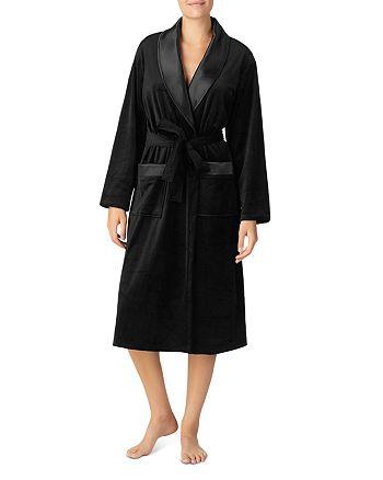 Donna Karan - Plush Long Robe
