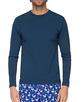 TOM & TEDDY - Long-Sleeve Rash Guard