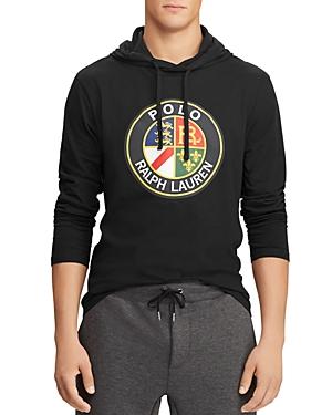 Polo Ralph Lauren T-shirts HOODED LONG-SLEEVE GRAPHIC TEE