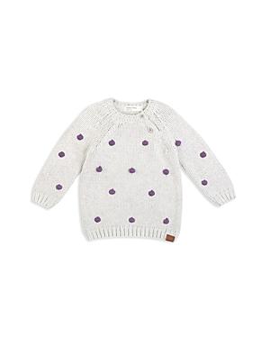 Miles Child Girls PomPom Sweater  Little Kid