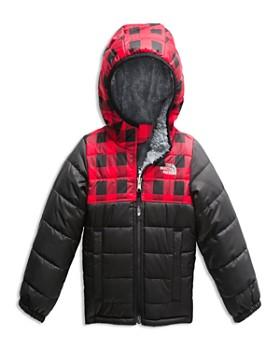 The North Face® - Boys' Reversible Plaid Mount Chimborazo Coat - Little Kid