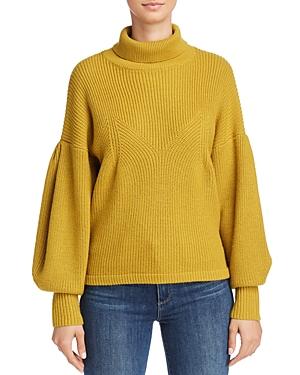 Joie Hanita Balloon Sleeve Sweater