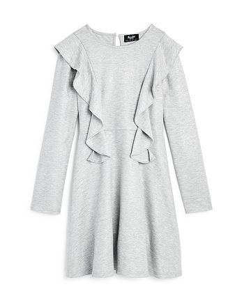Bardot Junior - Girls' Metallic Ruffle Dress - Big Kid