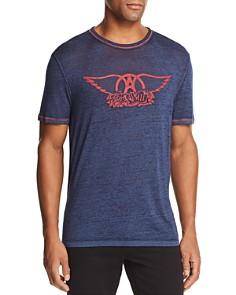 John Varvatos Star USA - Aerosmith Burnout Graphic Tee