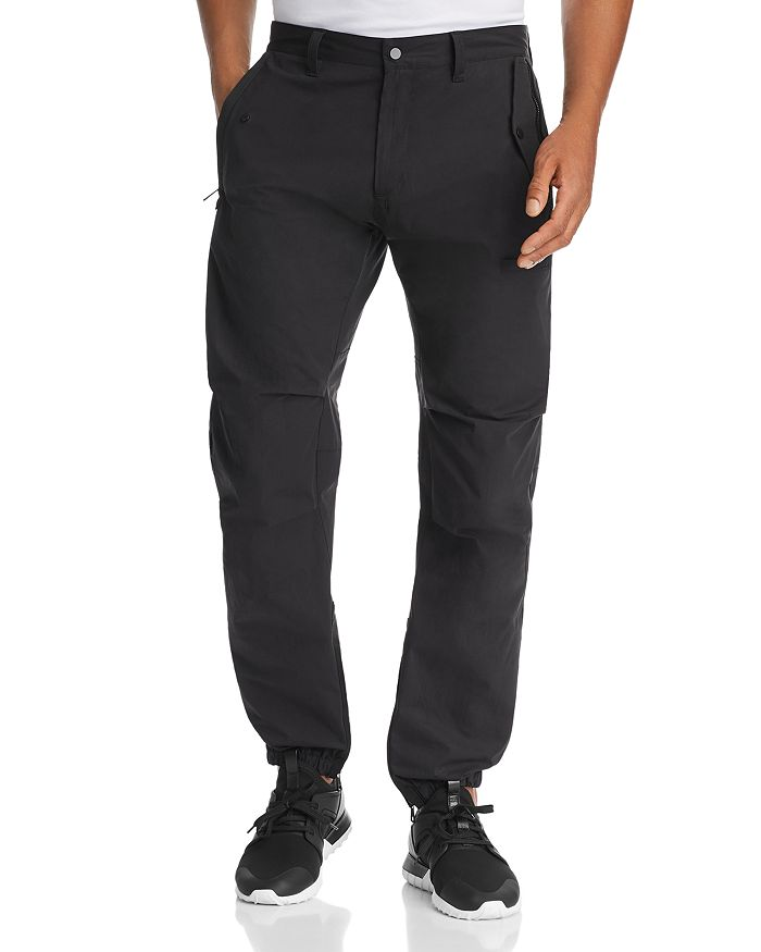 Moncler - Tapered Zip Cargo Pants