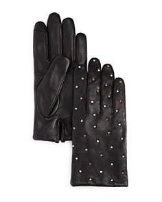 Echo - Rani Embellished Leather Gloves
