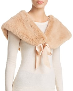 Echo - Faux Fur Stole