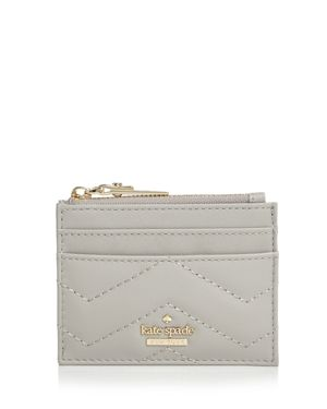 kate spade new york Reese Park Lalena Leather Card Case