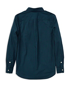 Ralph Lauren - Boys' Poplin Flannel Shirt - Big Kid
